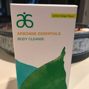 Body cleanse unopened package